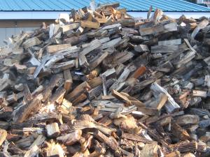 Lonnie's Wood Pile